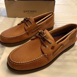 Sperry Original Authentic boat shoe - Size 13 - Saraha Leather - NEW IN BOX